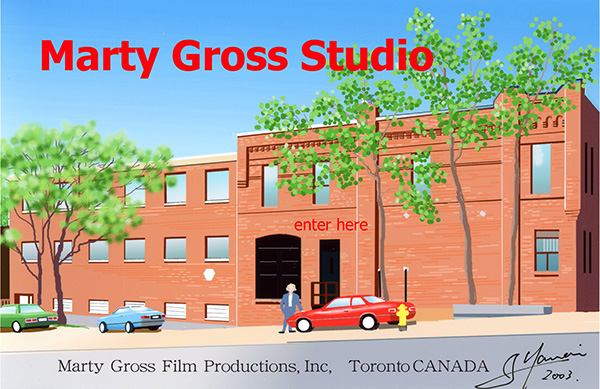 Marty Gross Studio
